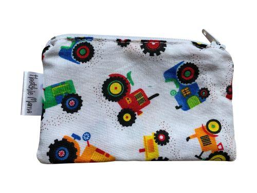 Tractors Mini Purse