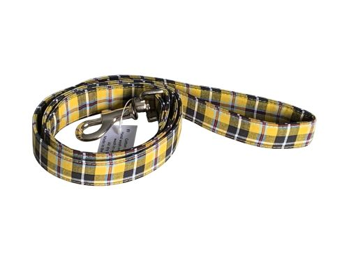 Cornish Tartan Dog Lead