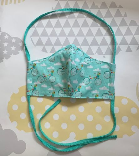 Bunting Bikes Face Mask