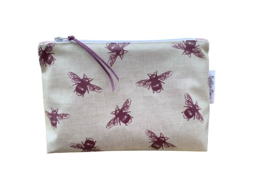 Bees Medium Washbag