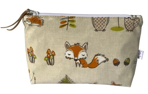 Woodland Large Washbag