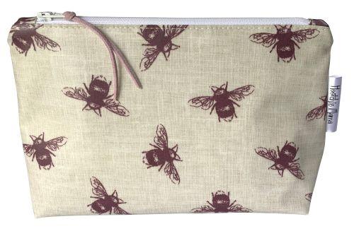 Bees Large Washbag
