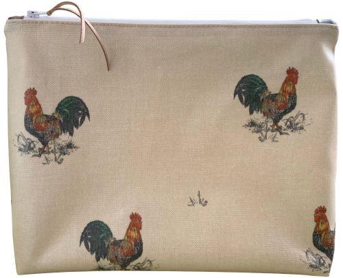 Farmyard Chickens Washbag