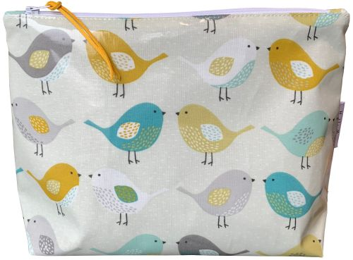 Scandi Birds Washbag
