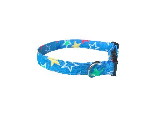 Multi Stars Dog Collar