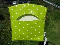 Oilcloth Peg Bags