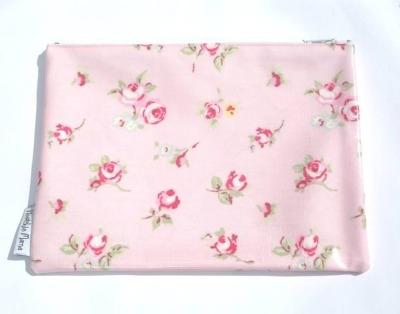 Pink Rosebud Washbag