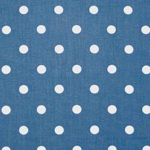 denim blue oilcloth