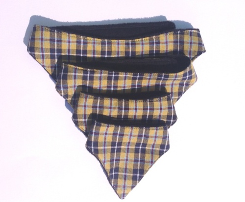 Cornish Tartan Dog Bandana