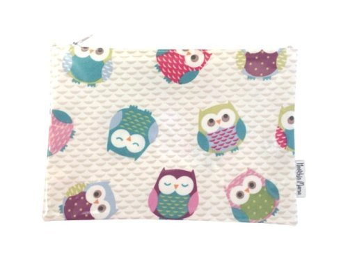 Pink Owls Washbag