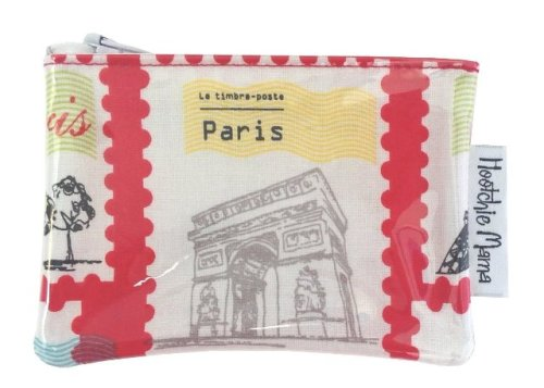 Paris Pocket Money Purse