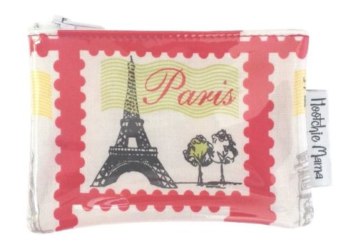 Paris 2 Pocket Money Purse
