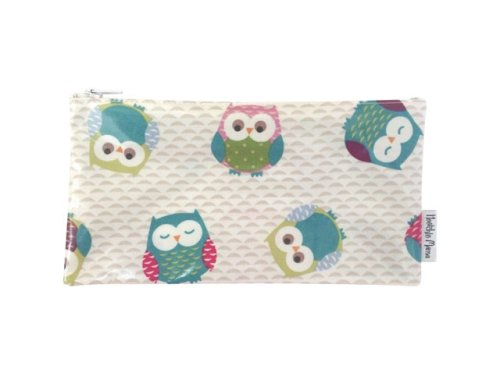 Pink Owls Make-up Bag