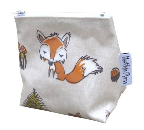 Woodland Mini Makeup Bag