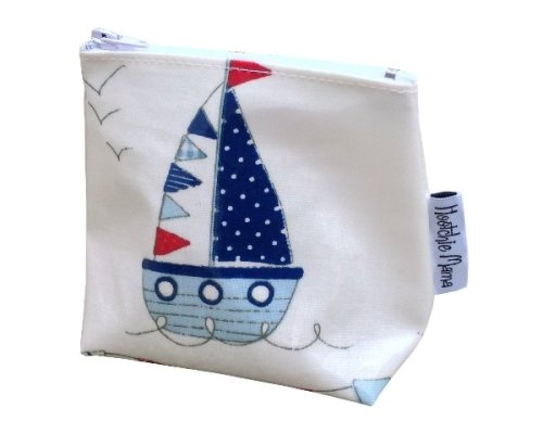 Maritime Mini Makeup Bag