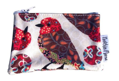 Rumba Birds Pocket Money Purse