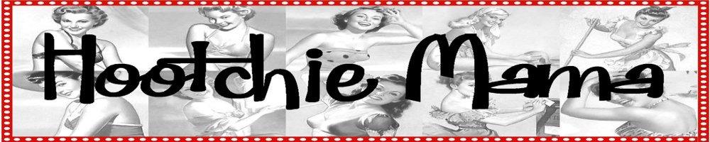 Hootchie Mama, site logo.