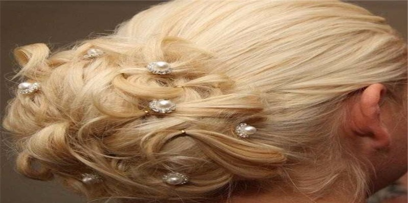 Wedding Hair Surrey | Colour Bun