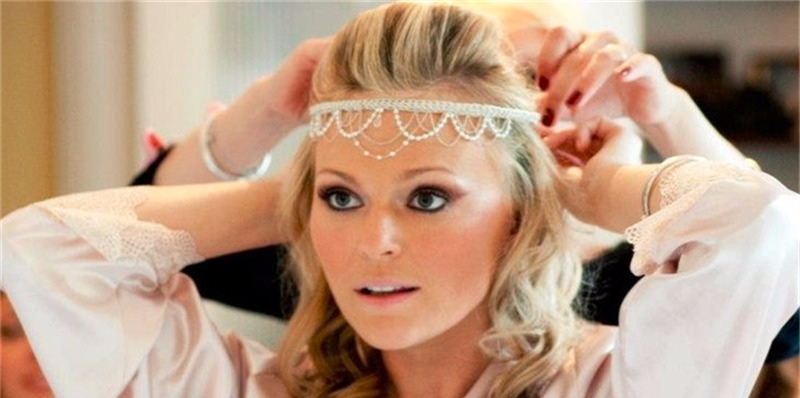 Wedding Hair Surrey | Headdress