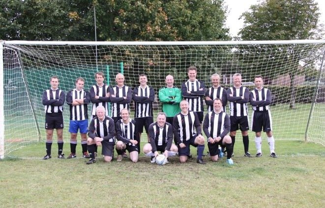 Vets Team picture