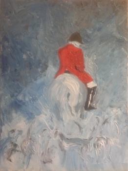Winter Hunstman