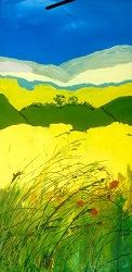 Rape Fields, Brittany - SOLD - Prints available