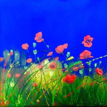 Poppies - SOLD - Prints available