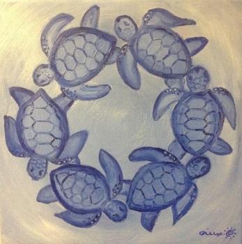 Circle of Turtles