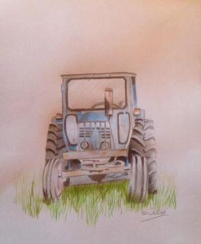 Manus Tracteur
