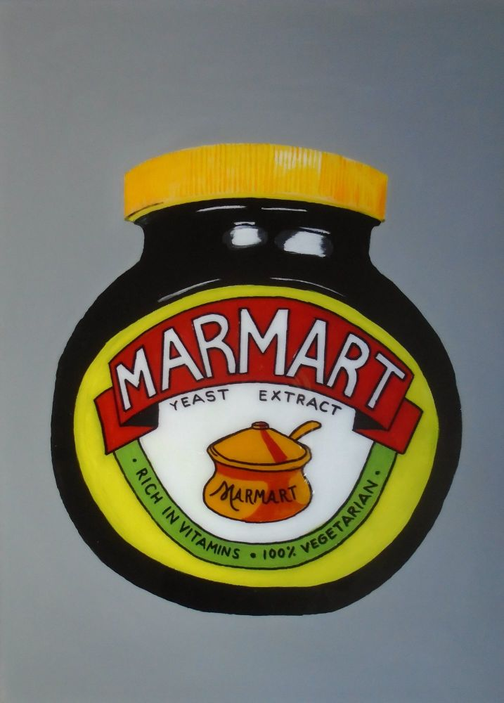 The Art of Marmite - SALE WITHELD