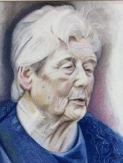 Mum portrait 2 (2)