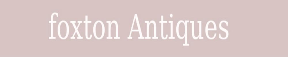 foxtonantiques, site logo.