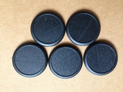 <!-- 508 --> 50mm Roundlip Bases (5)