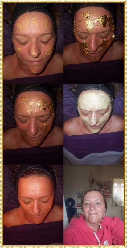 gold facial combo