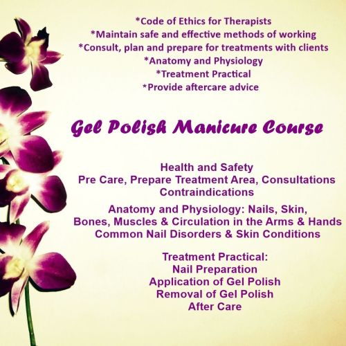 Accredited Gel Polish Course Stockport