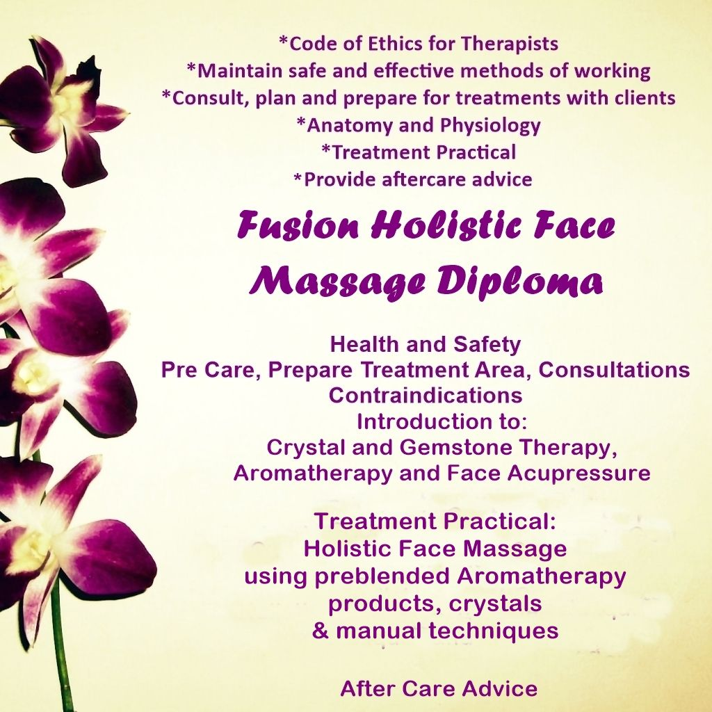 Fusion Holistic Face Massage Course