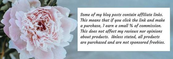 Blog Disclaimer