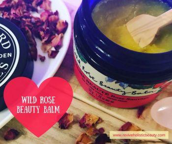 NYR Wild RoseBeauty Balm