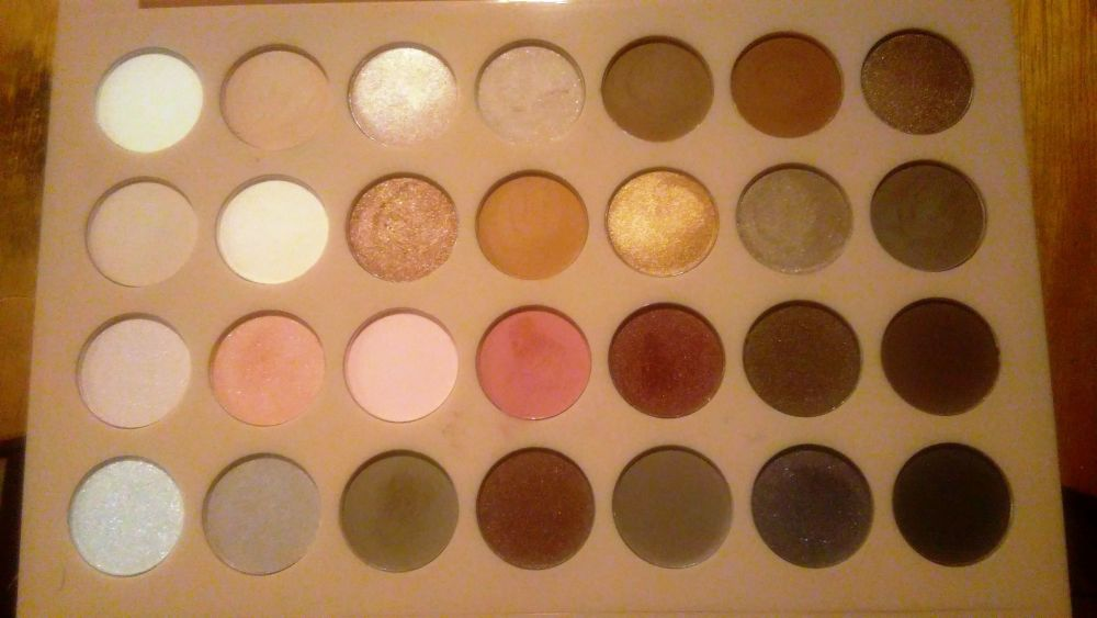 Primark 28 Nudes Palette Review 2