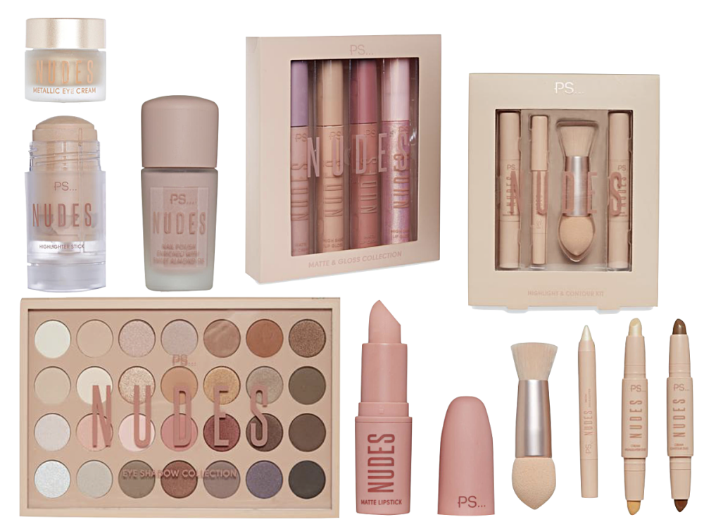 Primark Nudes Collection