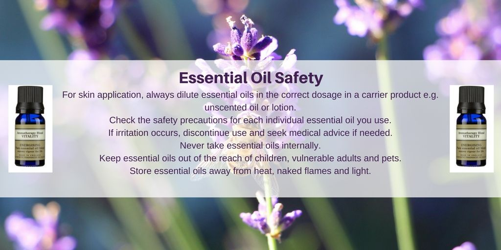 NYR Essential Oils Safety