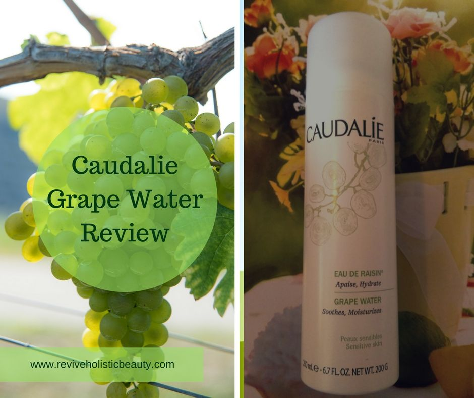Cadualie Grape Water Review