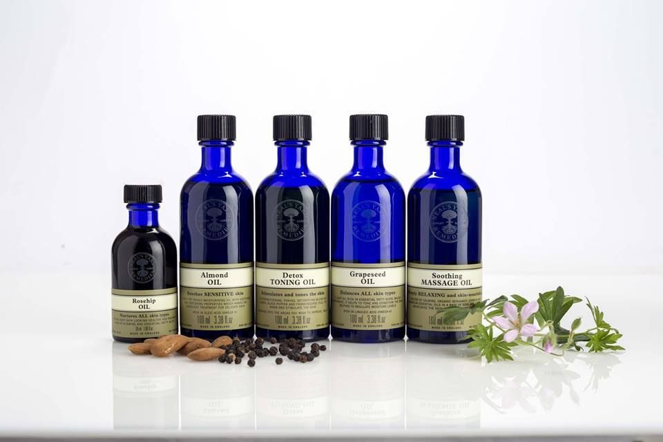 NYR oils
