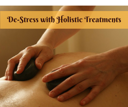 Stress and Holistic Treatments