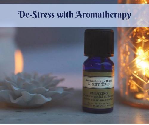 Stress and Aromatherapy