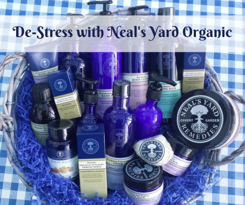 Stress and Neals Yard Organic Products