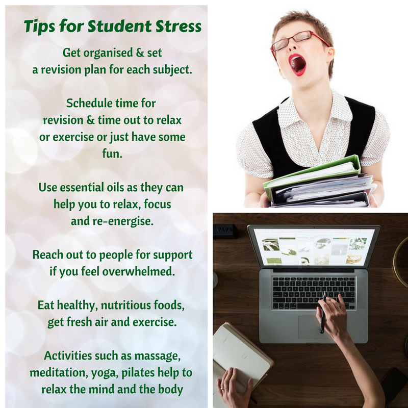 Tips for Student Stress