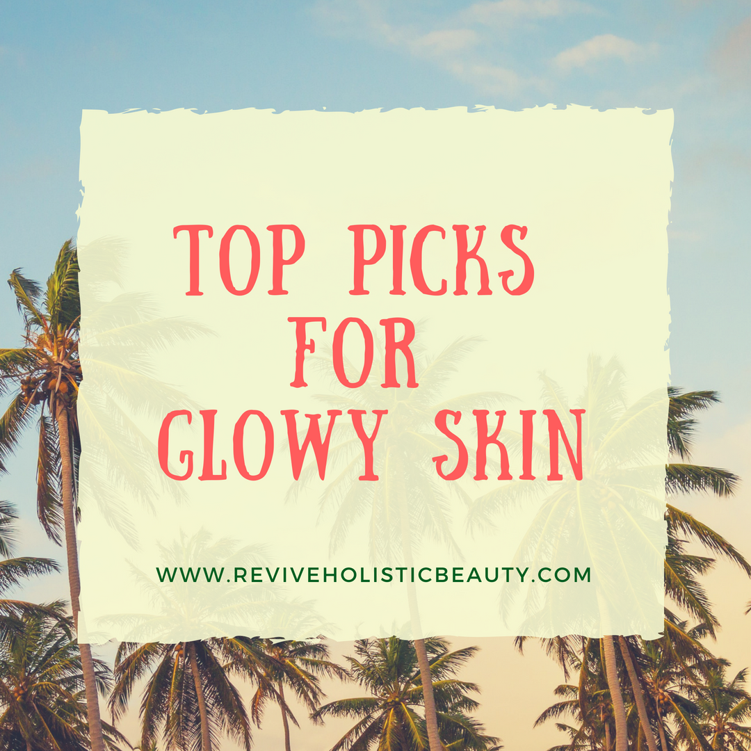 Top Picks for Glowy Skin