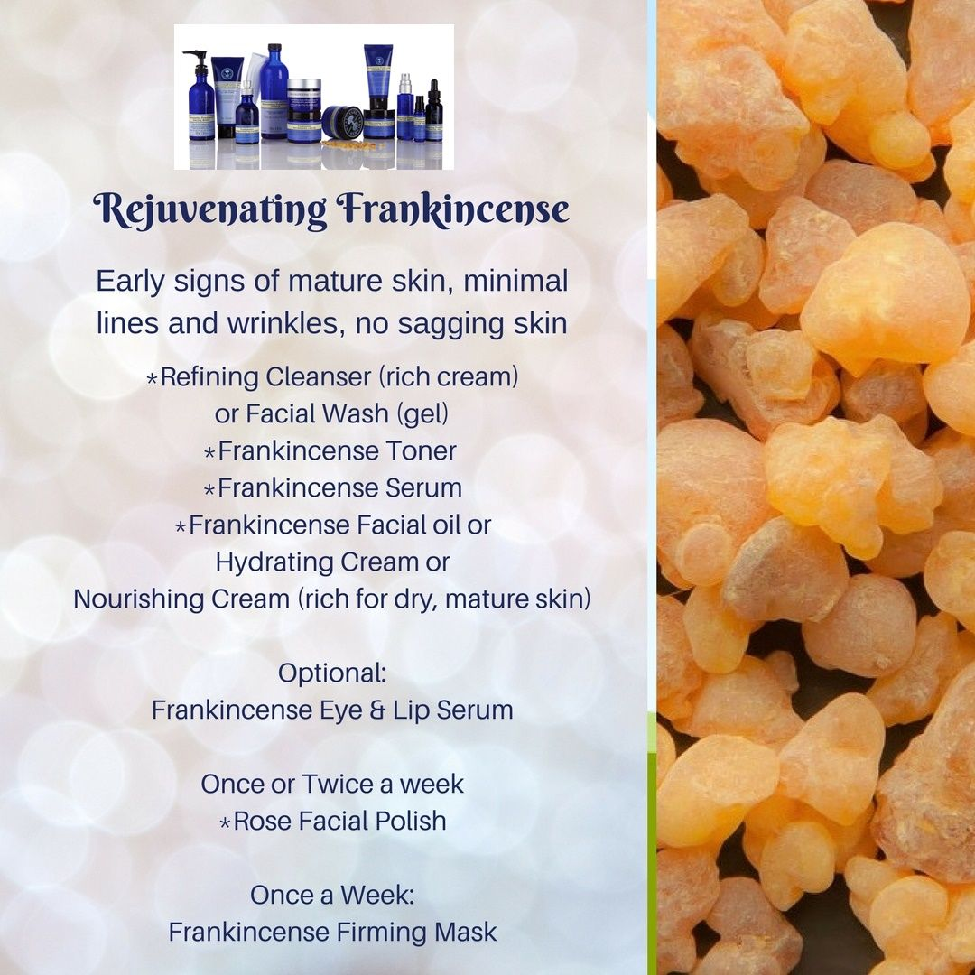 Rejuvenating Frankincense