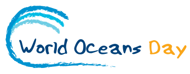 World Oceans Day Logo